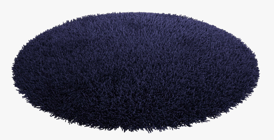 Rug Round royalty-free 3d model - Preview no. 5