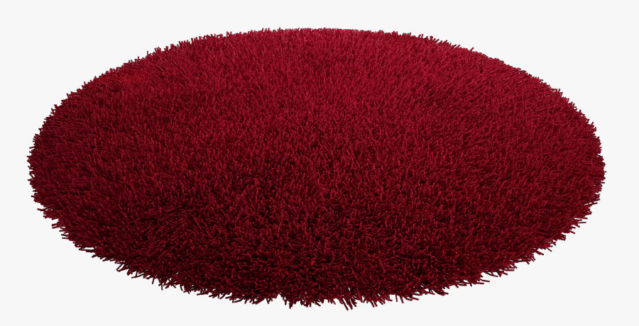 Rug Round royalty-free 3d model - Preview no. 6