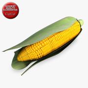 Vegetable 5 Corn 3d model