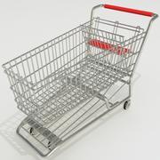 Shopping_Trolley 3d model