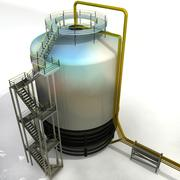Industrial_Silo 3d model