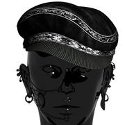 sexy fetish hat 3d model