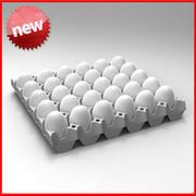Yumurta tepsisi 3d model