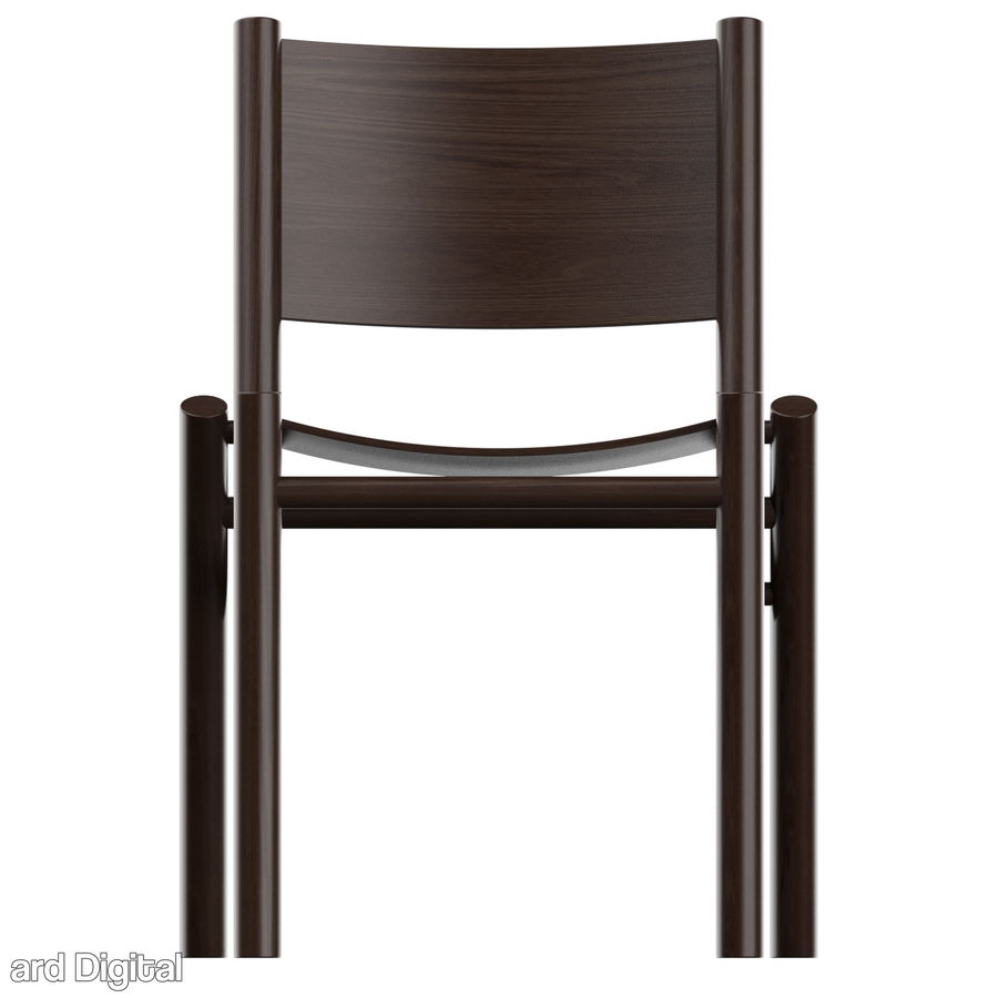 Tom Dixon Peg Chair 3d Model 15 Max Obj Fbx Dxf