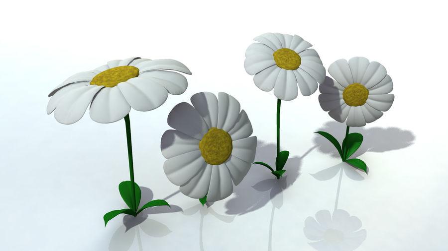 Çiçekler royalty-free 3d model - Preview no. 1