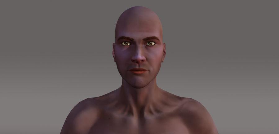 Menselijk geanimeerd karakter royalty-free 3d model - Preview no. 6