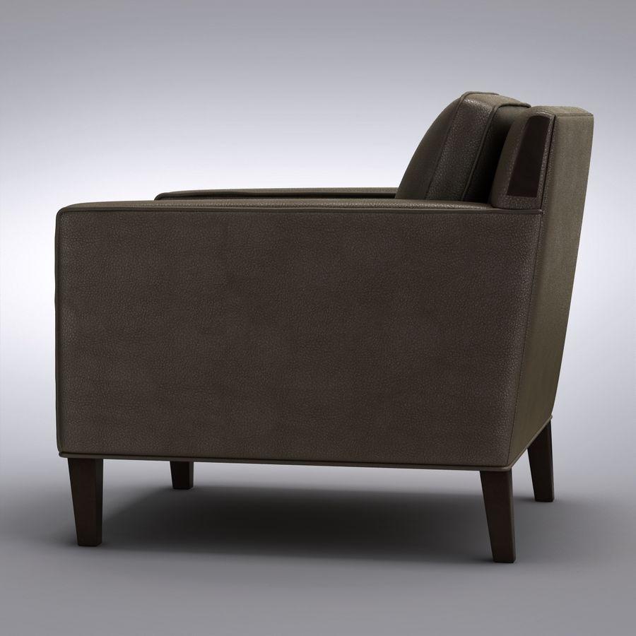 Crate And Barrel Vaughn Chair 3d Model 29 Max Free3d