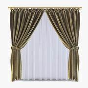 Curtains 12 3d model