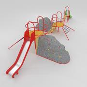 Kit for Climbing 4 3d model