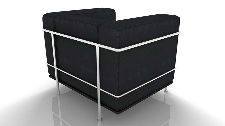 Sedia LC2 - Le Corbusier Modello 3D $2 - .3ds .oth .c4d - Free3D