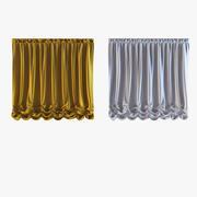 Curtains 19 3d model