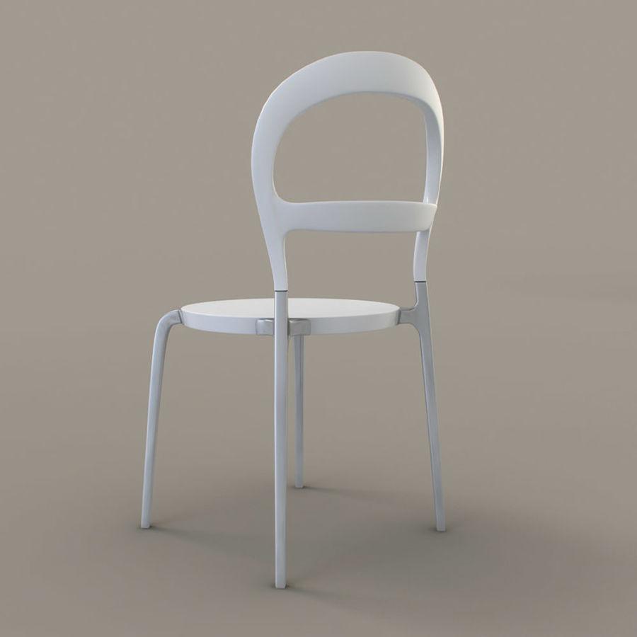 Stuhl Calligaris Wien 3D-Modell $5 - .obj .max - Free3D