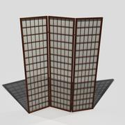 room screen 3d model
