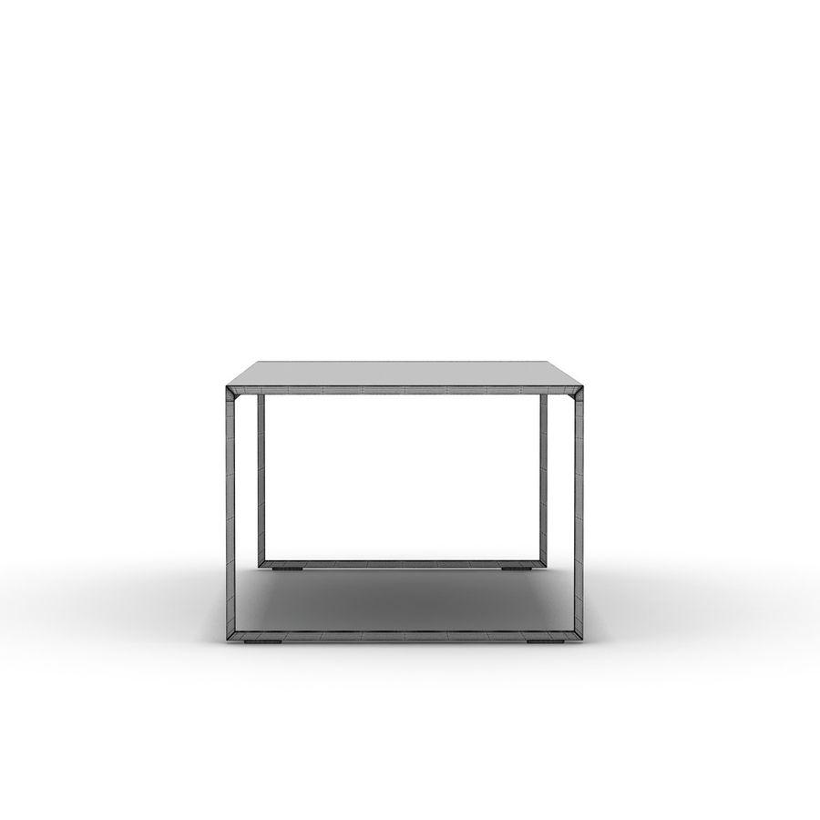Kiste Und Fass Dune Couchtisch Mit Glas 3d Modell 19 Max Obj