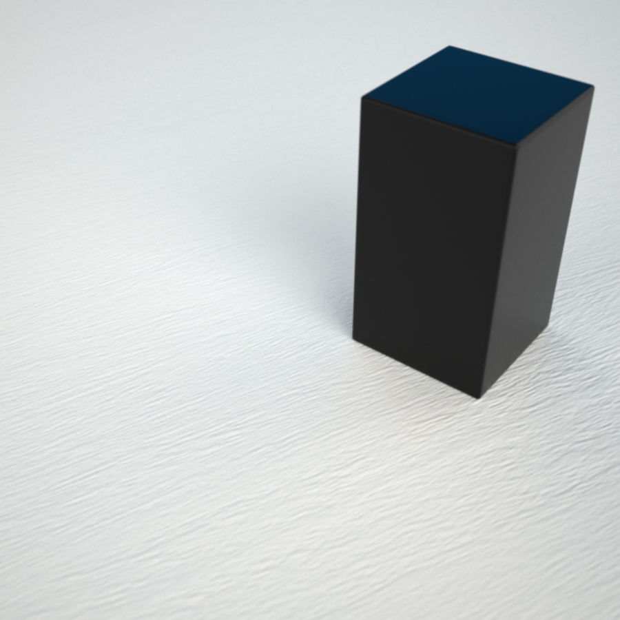 Desk IKEA royalty-free 3d model - Preview no. 5