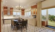 Kitchen Modern Interior 3d model