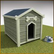 Hundehütte 3d model