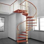 Escaleras de caracol modelo 3d