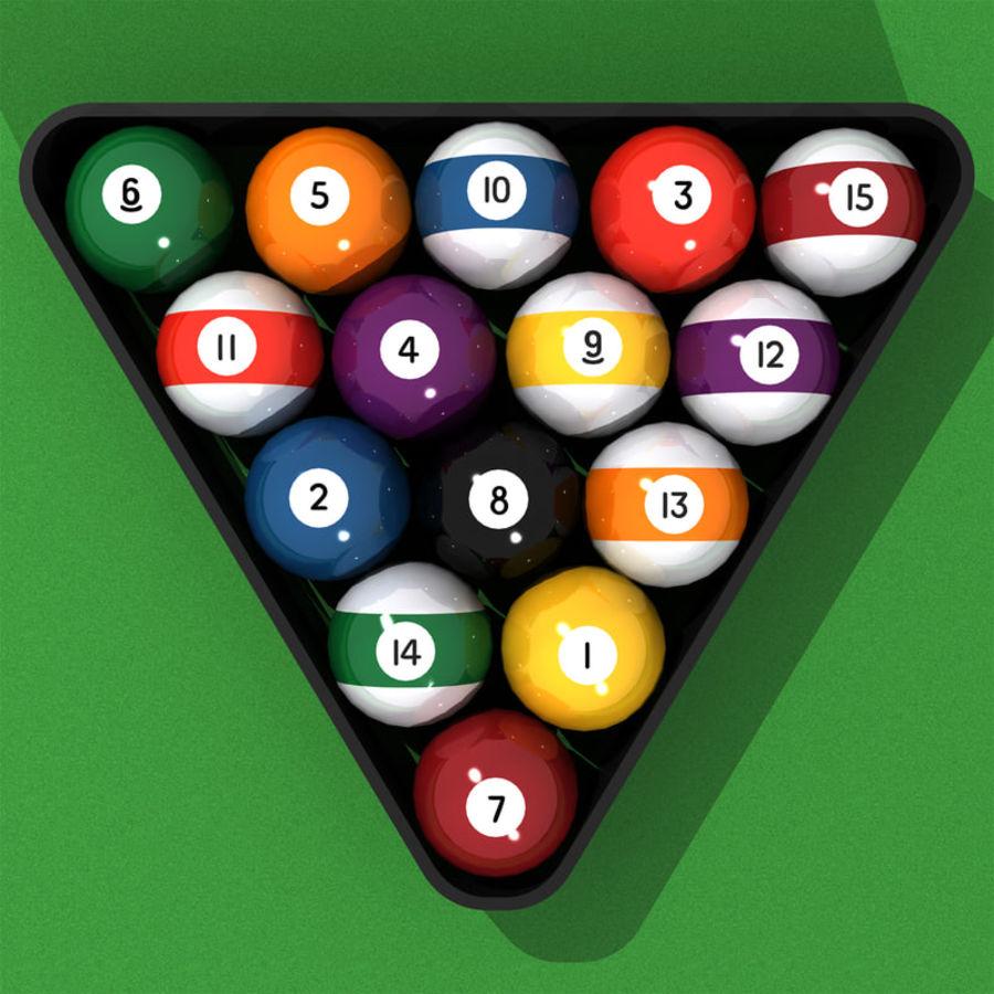 Billiards / Pool Table Set royalty-free 3d model - Preview no. 2  sc 1 st  Free3D.com & Billiards / Pool Table Set: 3D Model $6 - .max - Free3D