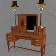 Provasi Dressing Table 3d model