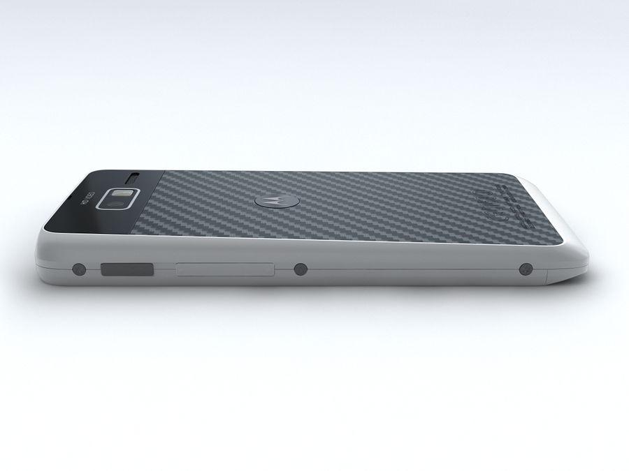 Motorola DROID RAZR M royalty-free 3d model - Preview no. 15
