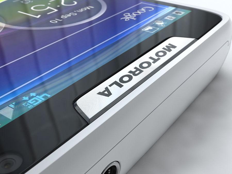 Motorola DROID RAZR M royalty-free 3d model - Preview no. 19