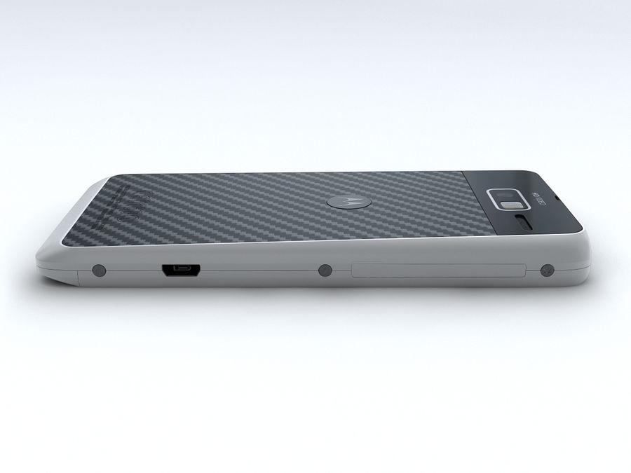 Motorola DROID RAZR M royalty-free 3d model - Preview no. 16
