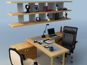 14_office 3d model