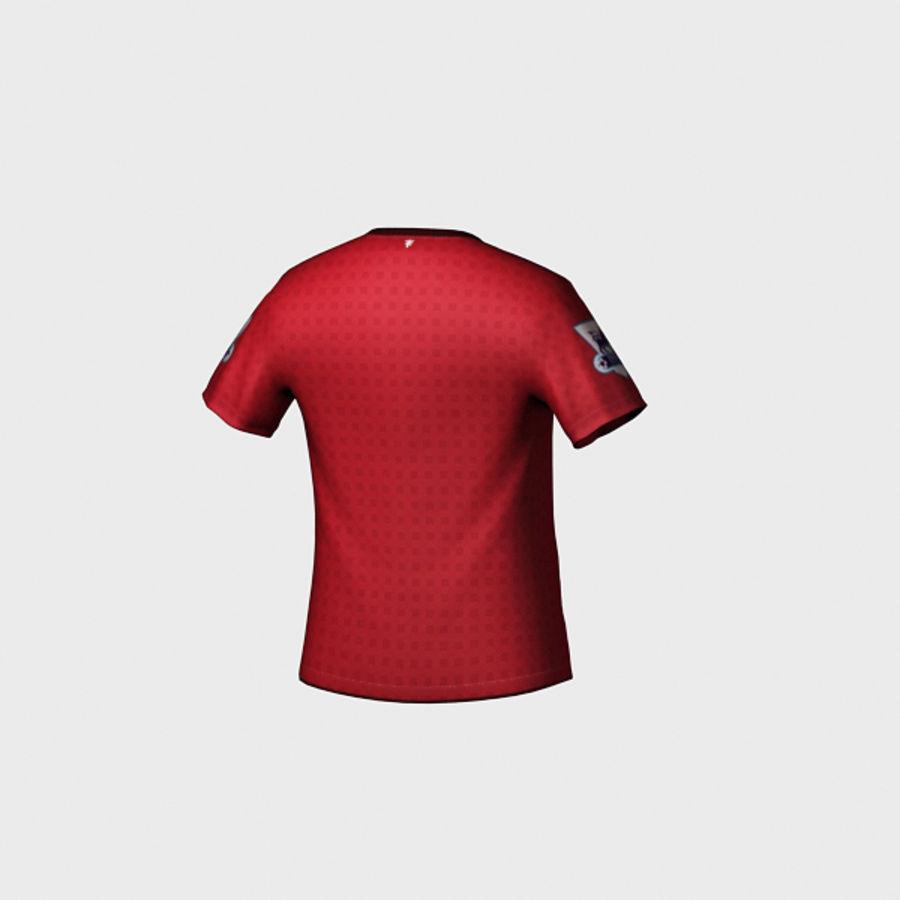 mu_ shirt royalty-free 3d model - Preview no. 3