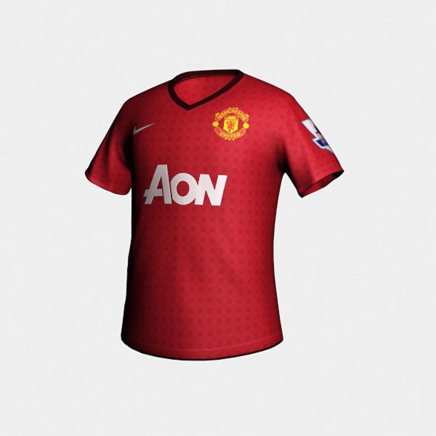 mu_ shirt royalty-free 3d model - Preview no. 1