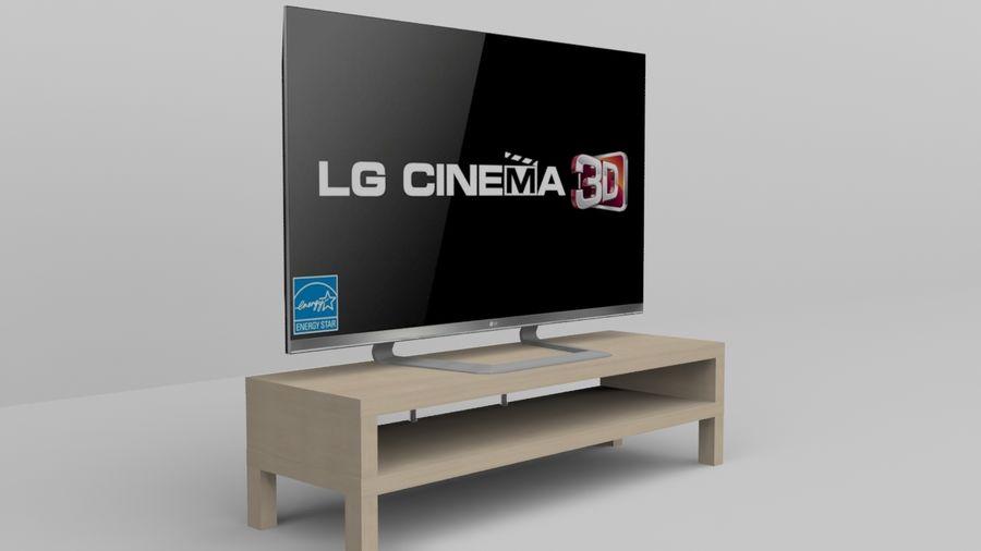 Supporto Tv Da Tavolo Ikea.Supporto Per Tv Ikea Lack Modello 3d 10 Unknown Max 3ds Free3d
