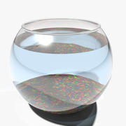 Fishbowl (1) 3d model