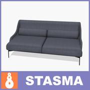 Sofa Lima 3d model