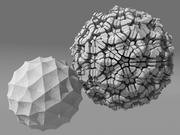 Voronoi Tessellation 19 3d model