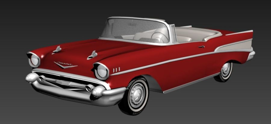 Автомобиль royalty-free 3d model - Preview no. 1