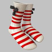 Socks 3d model