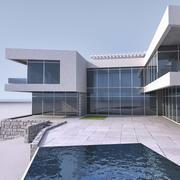 Residential 009 3d model