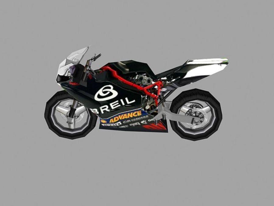 Low poly sport bike 10 3D Model $8 -  unknown  max  obj  fbx  3ds