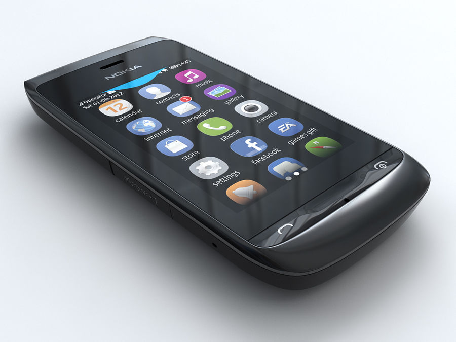 download 3d games for nokia asha 302