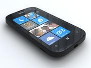 Nokia Lumia 510 3d model