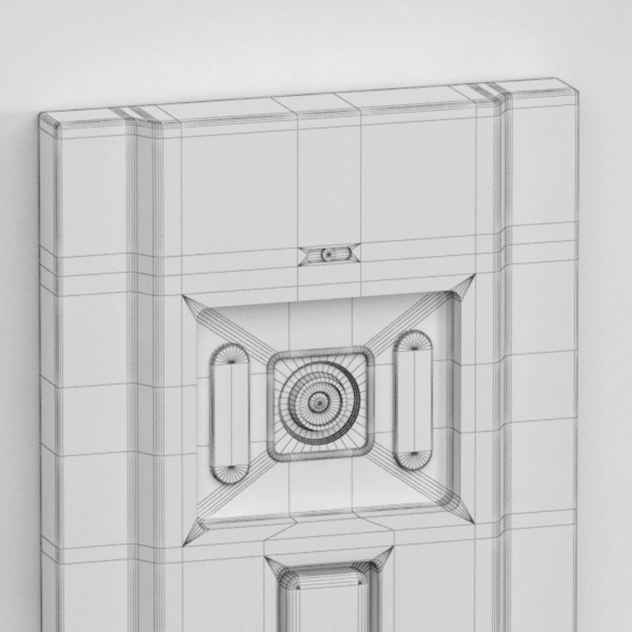Intercom013 royalty-free 3d model - Preview no. 7