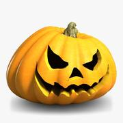 Pumpkin Head 2 3d model