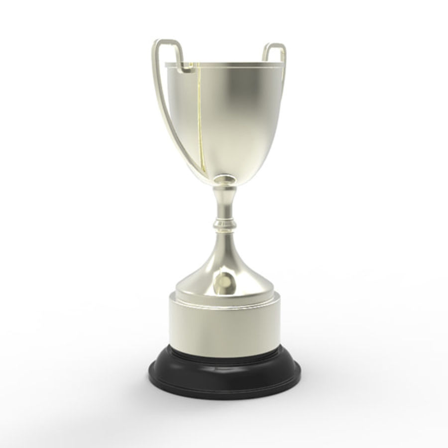 Trophy royalty-free 3d model - Preview no. 3