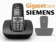 Siemens Gigaset C610 3d model