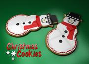 ciasteczko świąteczne 3d model