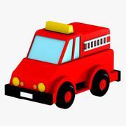 Toy Truck_02 3d model