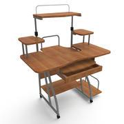 PCテーブル 3d model