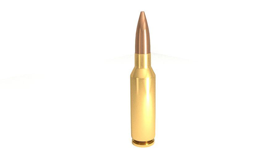 30毫米子弹 royalty-free 3d model - Preview no. 1
