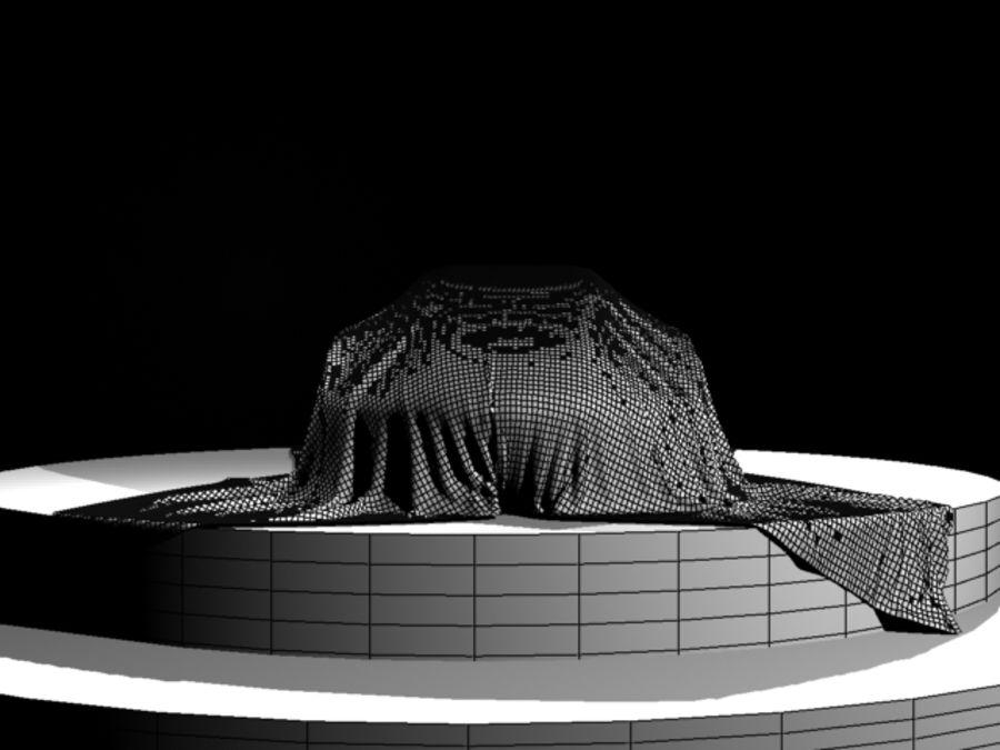 Car Veil royalty-free 3d model - Preview no. 2