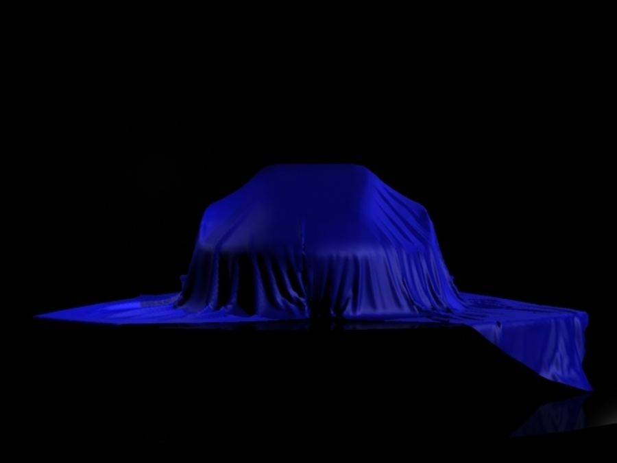 Car Veil royalty-free 3d model - Preview no. 3